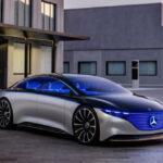 2022 Mercedes-Benz EQS EV