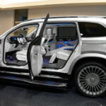 2022 Mercedes Maybach GLS 600