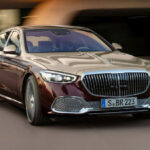 2022 Mercedes Maybach S680