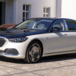 2022 Mercedes Maybach s580