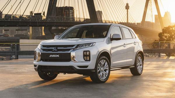 2022 Mitsubishi ASX Australia