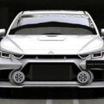 2022 Mitsubishi Lancer Evolution XII