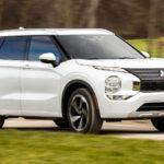 2022 Mitsubishi Outlander PHEV Canada