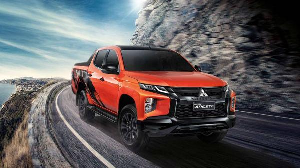 2022 Mitsubishi Triton GLX-R