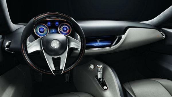 Maserati Granturismo 2022 Interior
