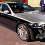 Mercedes Maybach Pullman 2022