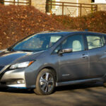 2022 Nissan Leaf EV
