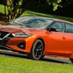 2022 Nissan Maxima Platinum