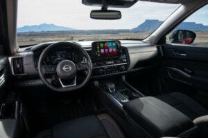 2022 Nissan Pathfinder SL