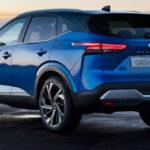 2022 Nissan Qashqai USA