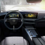2022 Opel Astra Interior