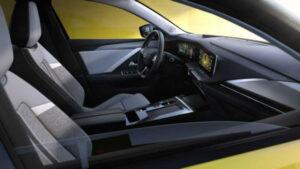 2022 Opel Insignia Interior