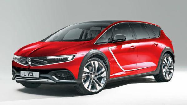 2022 Opel Insignia OPC