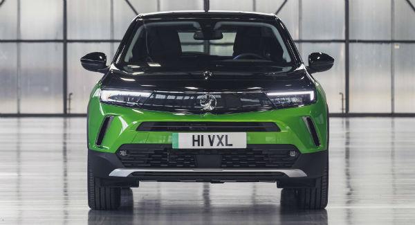2022 Opel Mokka Electric OPC