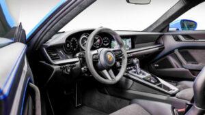 2022 Porsche 911 GT3 Interior