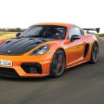 2022 Porsche Cayman GT4 RS