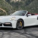 2022 Porsche Turbo S Cabriolet