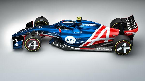 2022 Renault F1