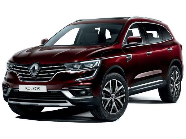 2022 Renault Koleos Precio