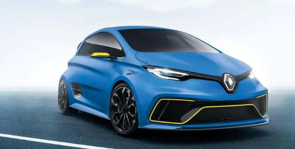 2022 Renault Zoe