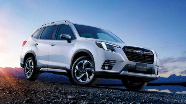 2022 Subaru Forester Hybrid