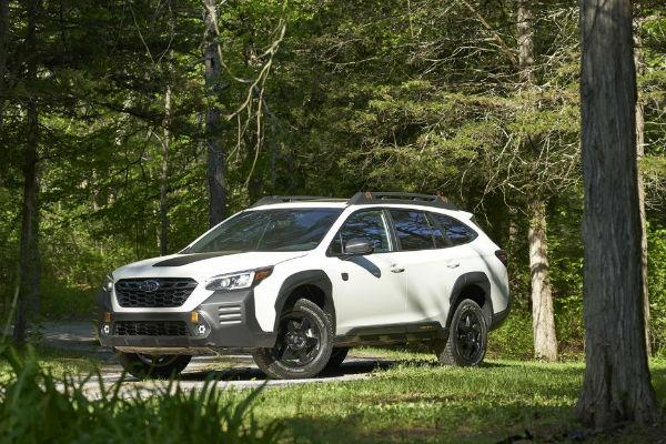 2022 Subaru Outback Wilderness Edition