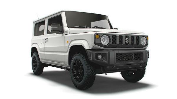 2022 Suzuki Jimny GLX