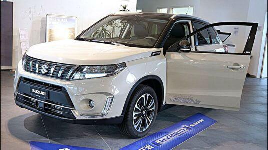 2022 Suzuki Vitara Turbo