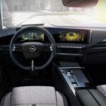 2022 Vauxhall Astra Interior