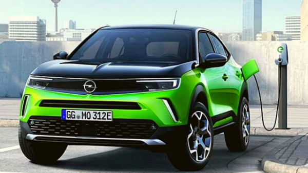 2022 Vauxhall Mokka Electric SUV