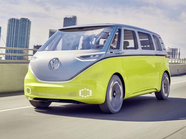 2022 Volkswagen Microbus