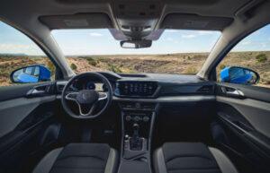 2022 Volkswagen Taos Interior
