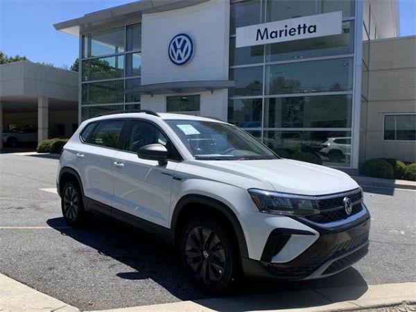 2022 Volkswagen Taos S FWD