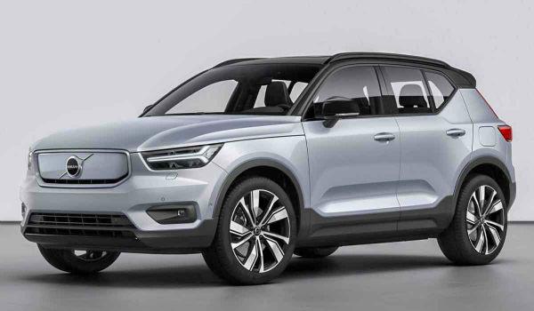 2022 Volvo V40 EV
