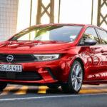 Opel Astra 2022 Egypt