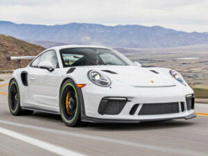Porsche 911 GT3 2022 RS