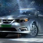 2022 Saab 9-3 Chinese EV