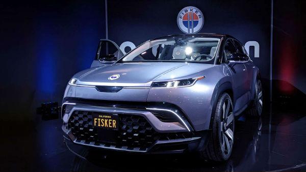 2023 Fisker Ocean Electric SUV