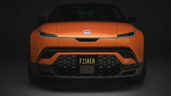2023 Fisker Pear Car